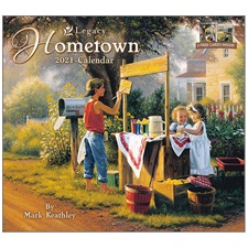 Hometown 2021 Wall Calendar WCA57811