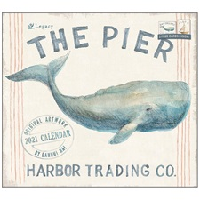 The Pier 2021 Wall Calendar WCA58282