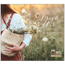 Fresh Air 2021 Wall Calendar WCA59907