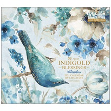 Indigold Blessings 2021 Wall Calendar WCA60325